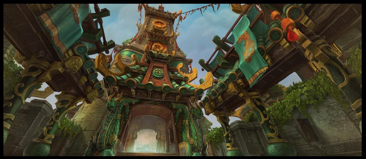 Большой словарь жаргона в World of Warcraft