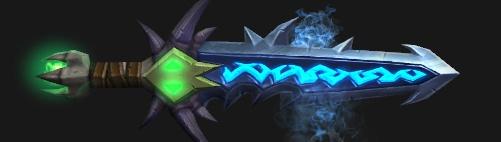 красивые одноручные мечи в вов