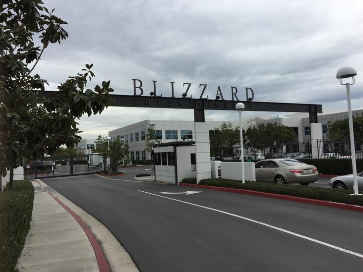 Экскурсия по офису Blizzard: репортаж из США Thumb_1