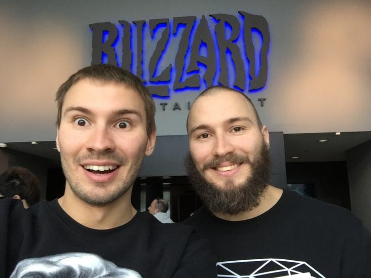 Экскурсия по офису Blizzard: репортаж из США Thumb_3
