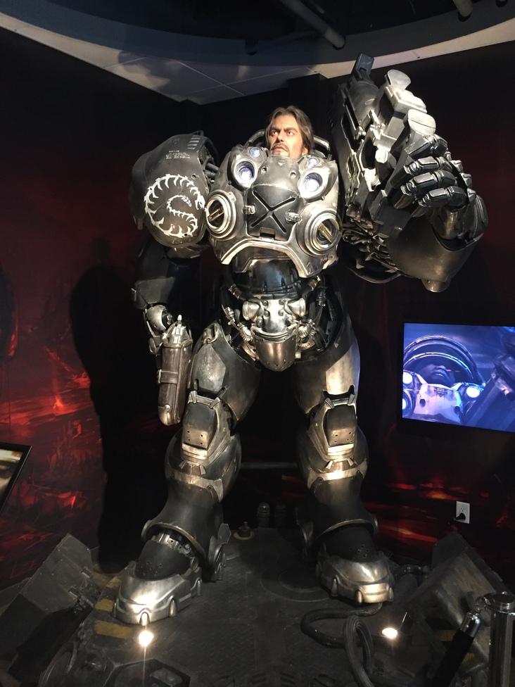 Экскурсия по офису Blizzard: репортаж из США Thumb_32