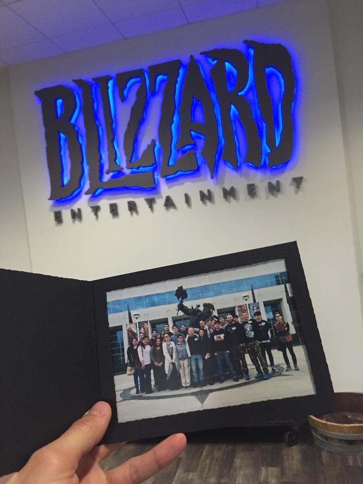 Экскурсия по офису Blizzard: репортаж из США Thumb_35