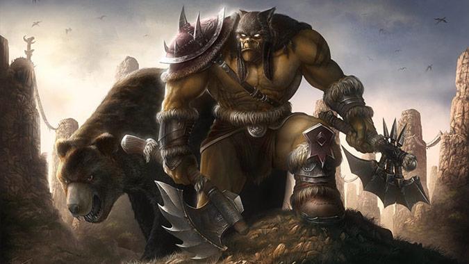 Что ждет охотников в «Легионе»? Rexxar_hunter