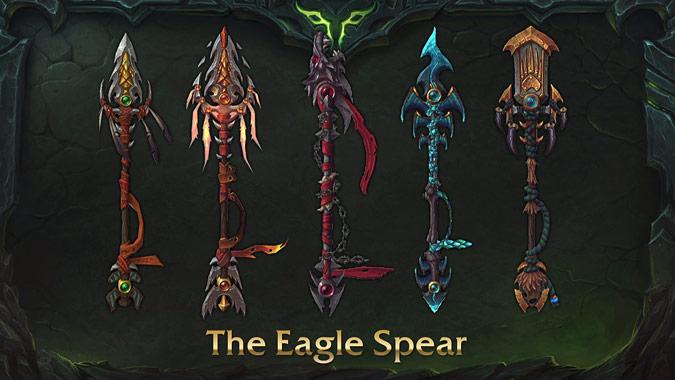 Что ждет охотников в «Легионе»? Survival_hunter_eaglespear