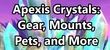 Thumb 7604 apexis crystals where to get them how to use them