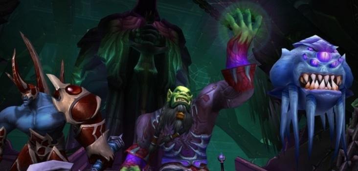 Big demonology warlock header