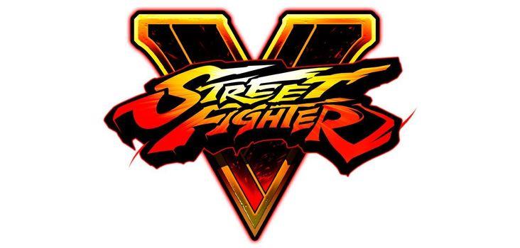 Big street fighter v logo