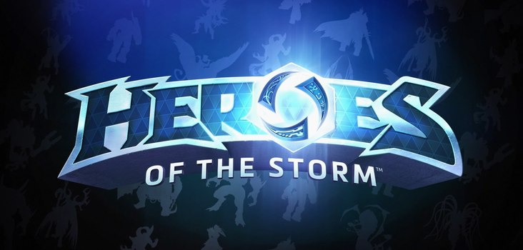 Big heroes of the storm enters open