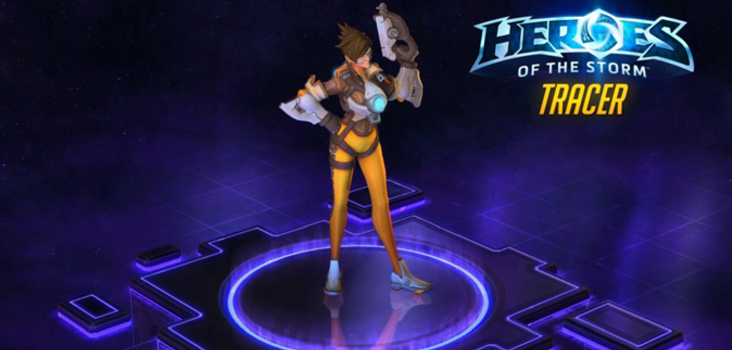 Big tracer heroes of the storm