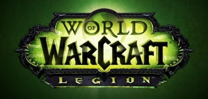 Big legion logo green header