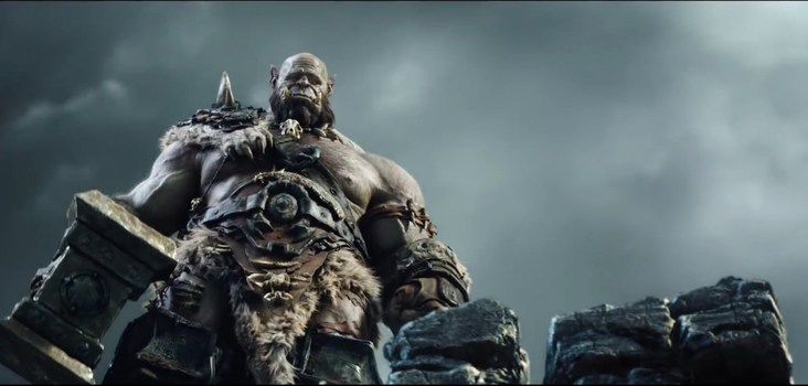 Big warcraft film 2016