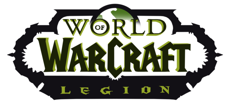 Big wow legion logo by feeerieke da4xtzy