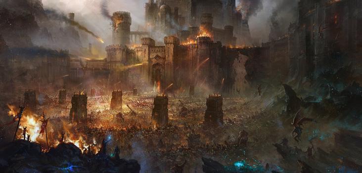 Big siege