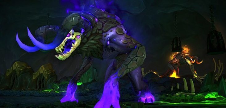 Big antorus header felhounds of sargeras