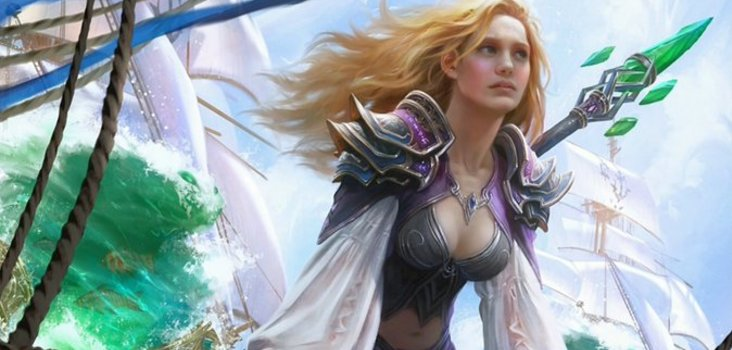Big wow tcg jaina apprentice of antonidas 1