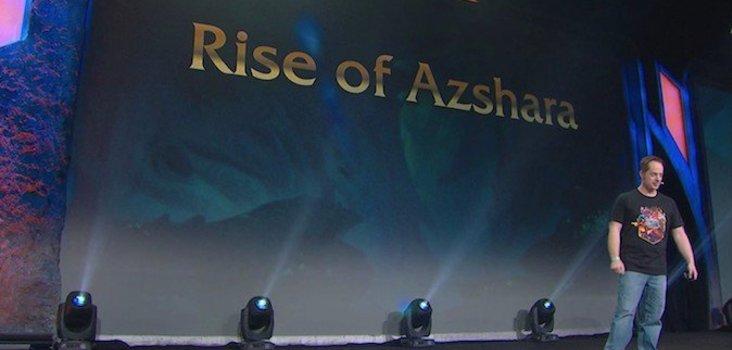 Big rise of azshara 1