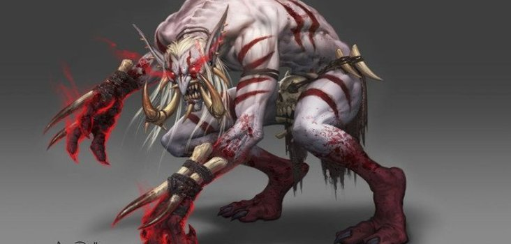 Big bloodtroll 1