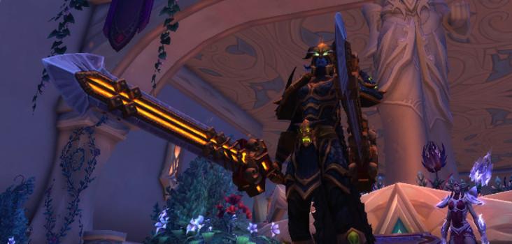 Big nightbornewarrior 1