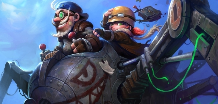 Big 1500x1047 11205 engineer 2d fantasy gnome engineer picture image digital art