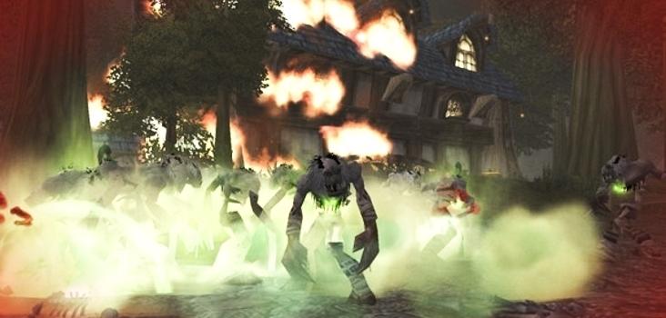 Big zombie crazy