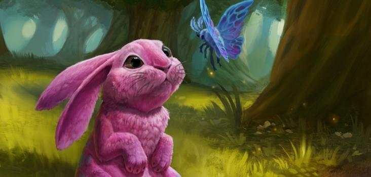 Big snielson wowtcg bunny