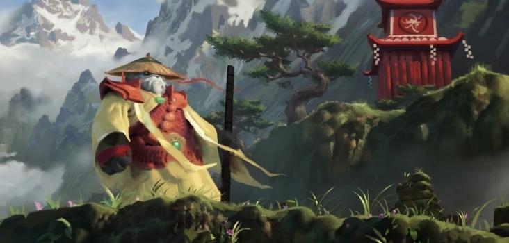 Big pandaren concept 3