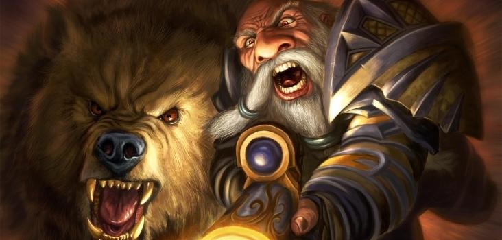 Big world of warcraft wow hunter