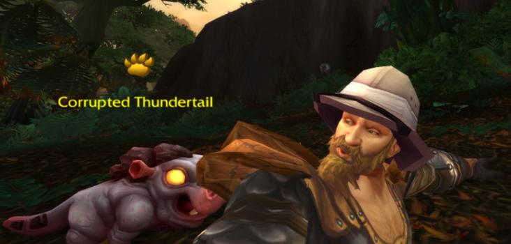Big thundertailheader