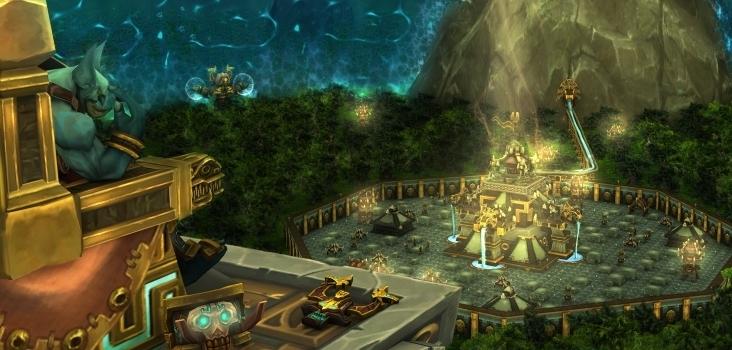 Big zandalar the sunken empire by hipnosworld