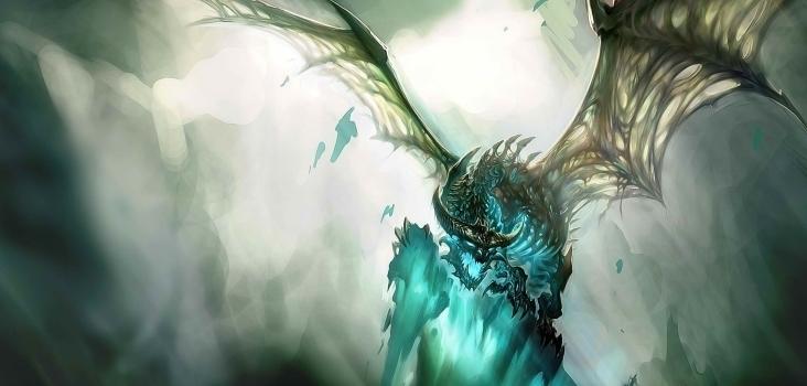 Big world of warcraft art