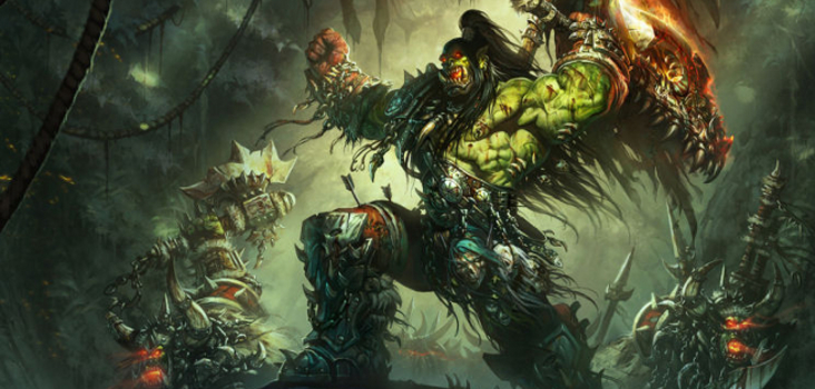 Big wow orc