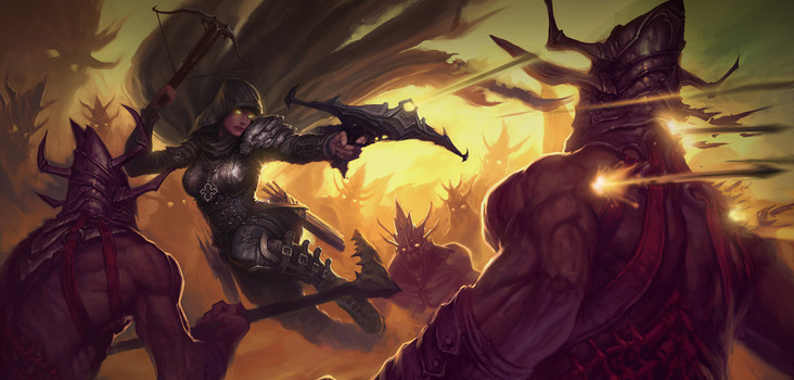Big diablo3 official artwork 005
