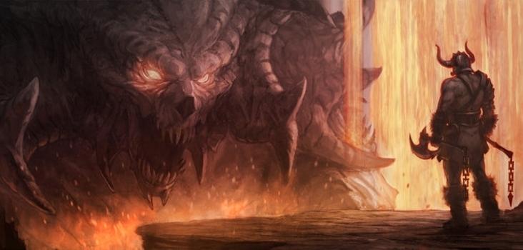 Книги по вселенным Blizzard начнут писать новые авторы Big_diablo_3_fan_art_by_lozanox-d4v2yvv