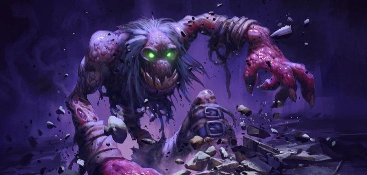 Big ghoul   hearthstone  curse of naxxramas by kangjason d7wdb2l