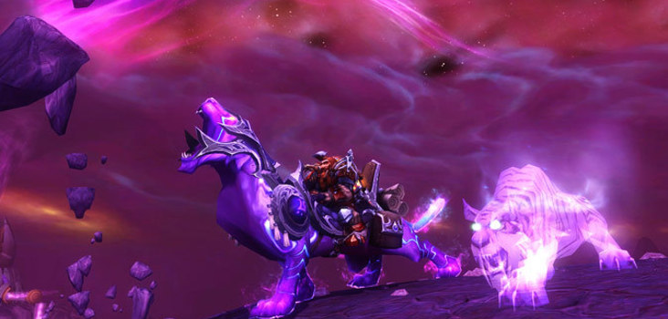 Big hunter timewalking header