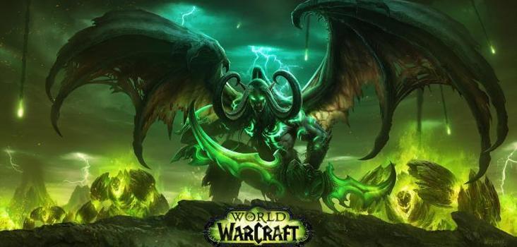 Big world warcraft legion